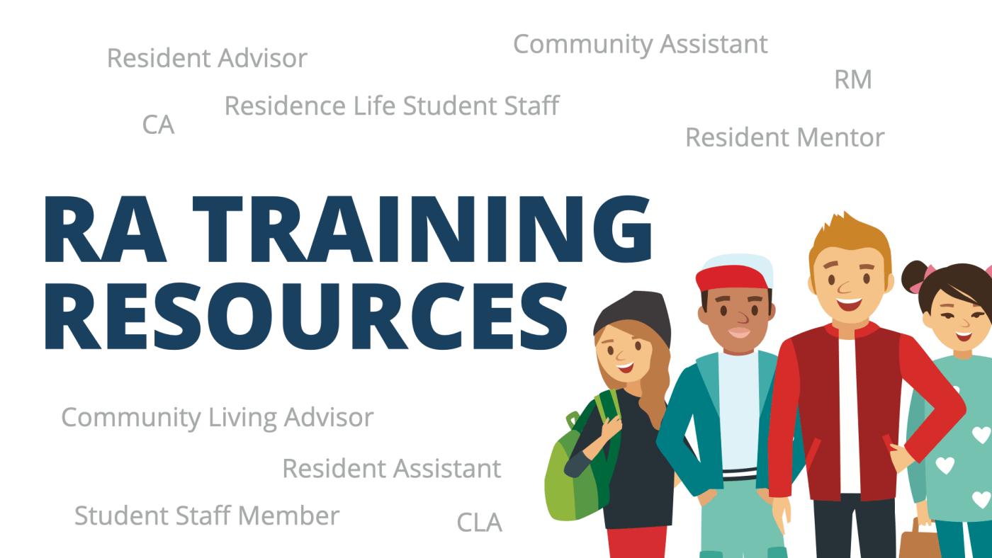 RA Training Resources