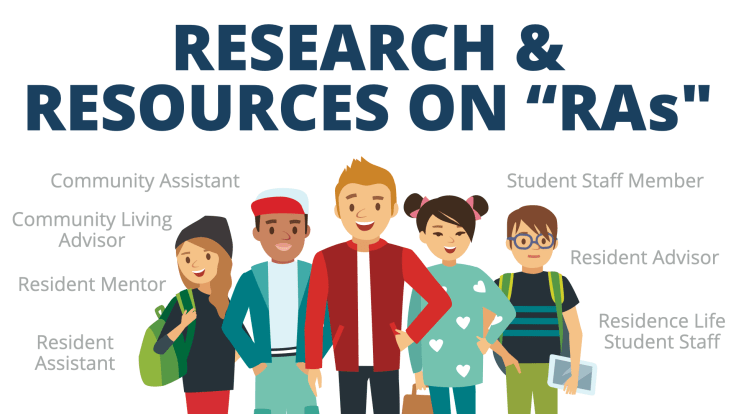 Research and Resources on RAs