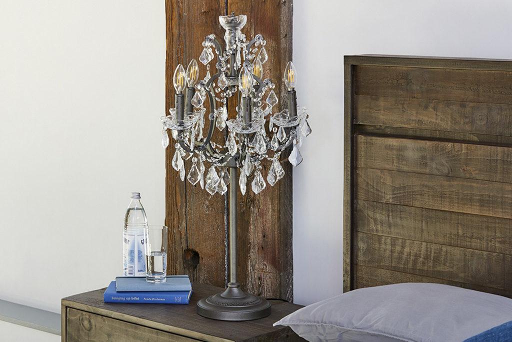unique bedside lighting ideas