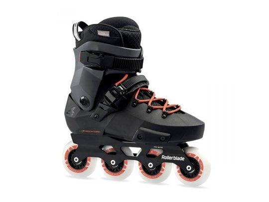 Rolki Rollerblade Twister Edge 2020 Black/Warm Red