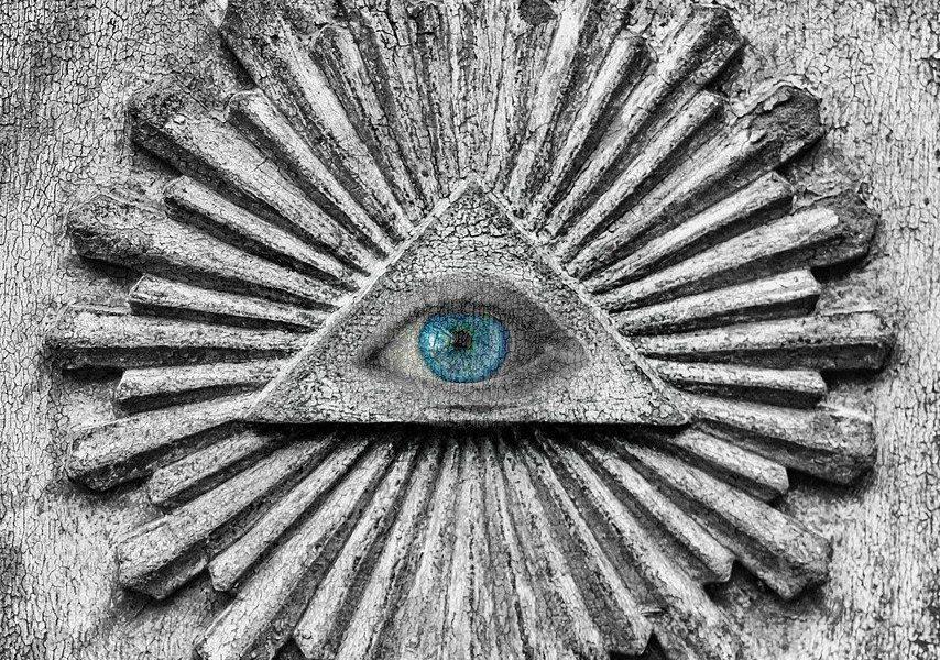 Auge der Iluminati