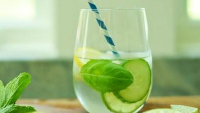 فوائد ماء الخيار فى التخسيس وتقوية العظام
