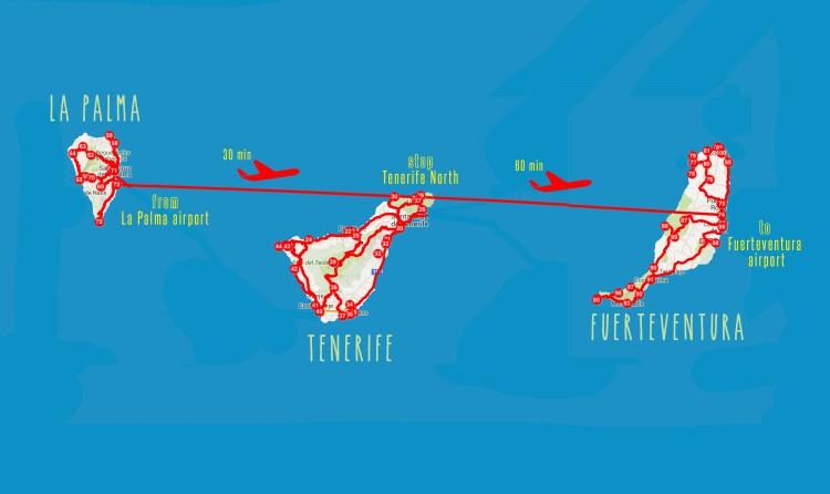 La Palma - Fuerteventura