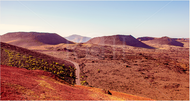 11 Timanfaya volcano park on Lanzarote, Canary Islands