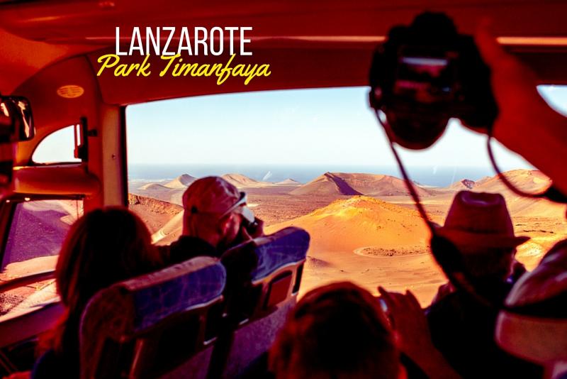12 Lanzarote, Park Timanfaya