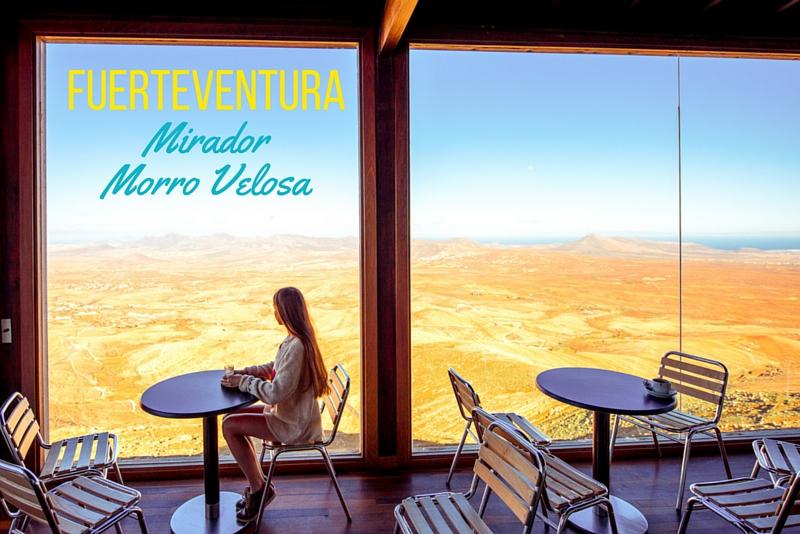 2 Fuerteventura, Mirador Morro Velosa