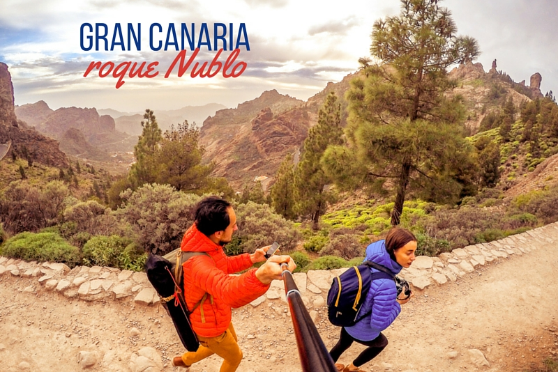 20 Gran Canaria, roque Nublo