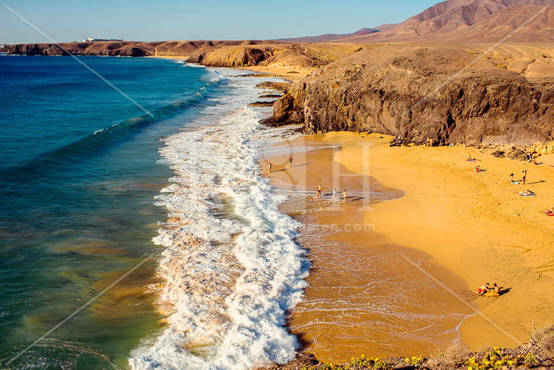 Papagayo, Lanzarote Canary Islands