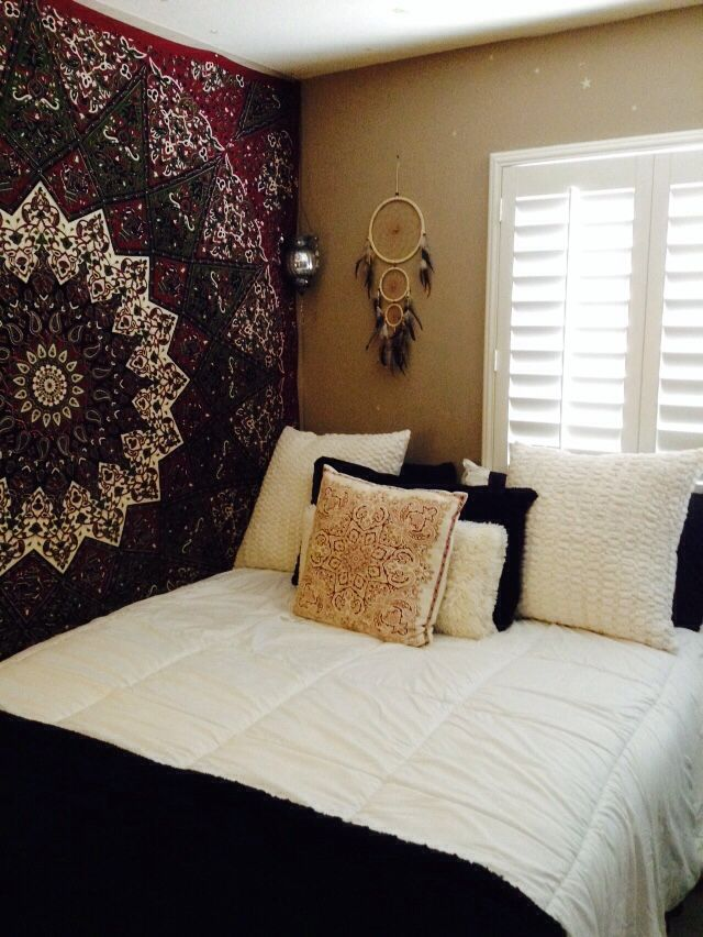 16 bedroom decorating idea with tapestries | royal furnish