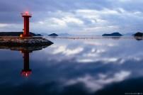 Tongyeong Pyeongrim Lighthouse Dusk-2
