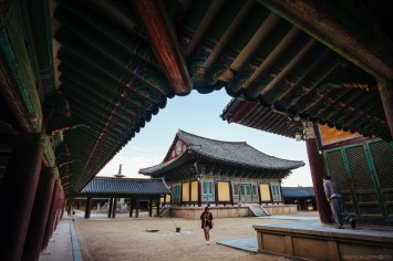 Gyeongju Morning at Bulguksa-1