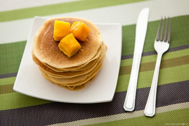 Chickpea Flour Pancakes-1