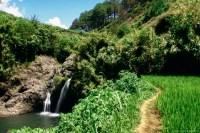 Bokong Waterfall, Sagada, Philippines