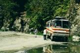 The road from Sagada to Banaue