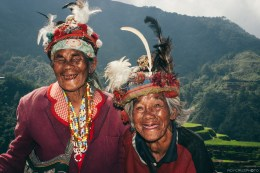 Ifugao elders