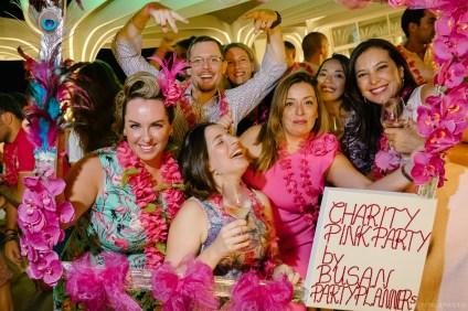 Korea Event Photographer Busan Pink Party-5