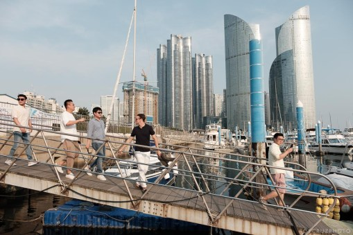 Busan Haeundae Gwanganli Event Yacht Party Photographer-11