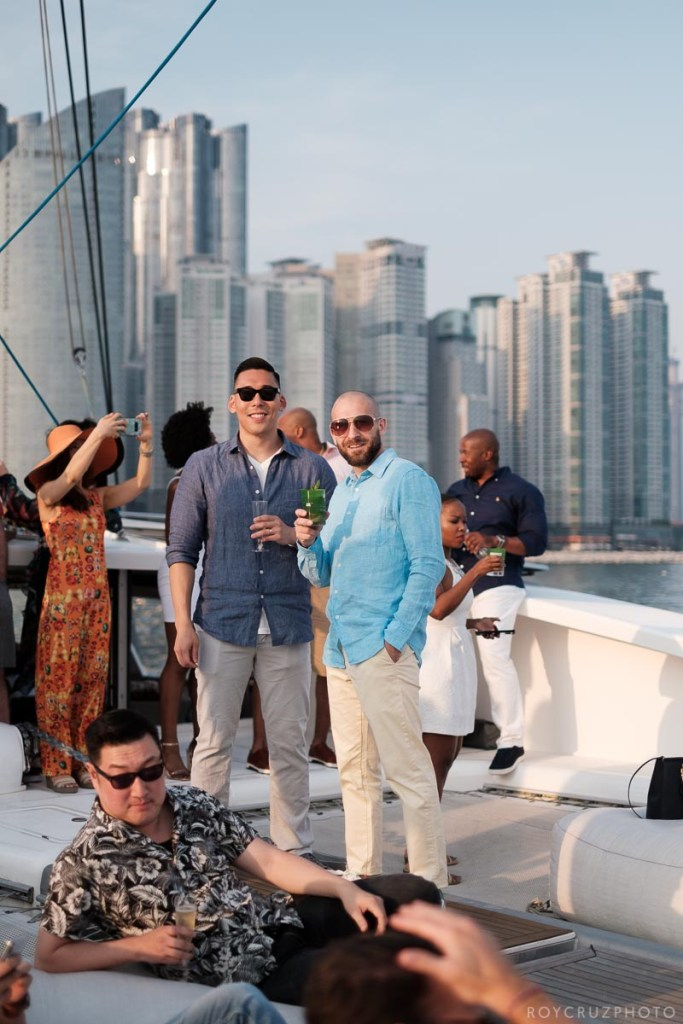 Busan Haeundae Gwanganli Event Yacht Party Photographer-27