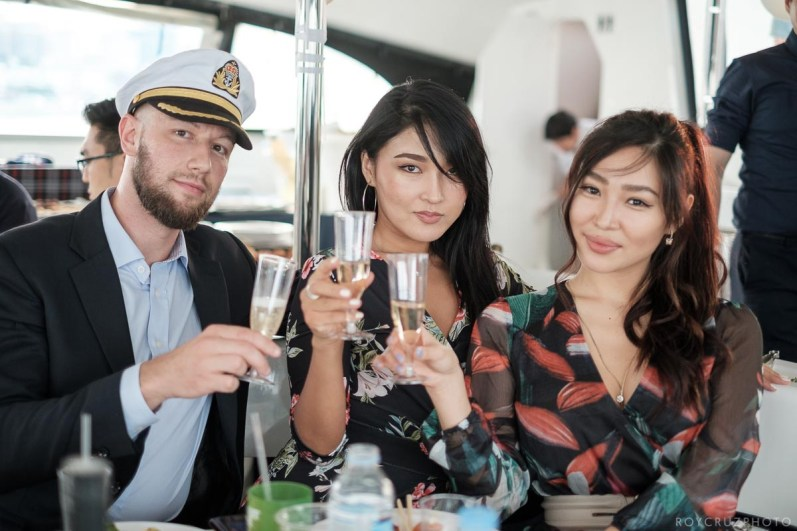 Busan Haeundae Gwanganli Event Yacht Party Photographer-40