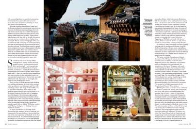 Seoul South Korea Editorial Food Travel Photographer Tearsheets-3