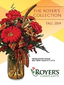 Royer's Fall 2014 catalog