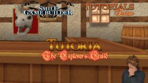 Explorer's Guild - Tutorials Extra - Smile Game Builder