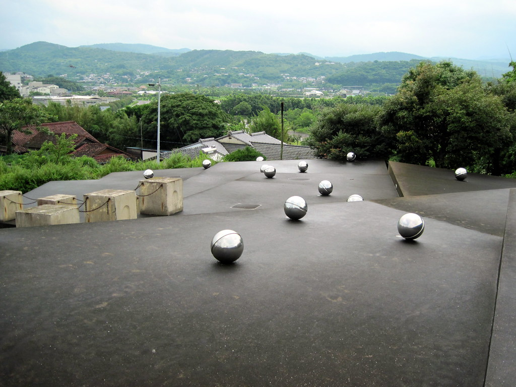'Minamata, Kumamoto, Memorial to the victims of the Minamata Bay mercury poisoning