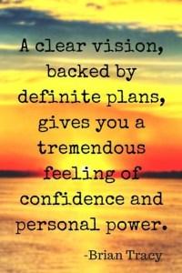 A clear vision