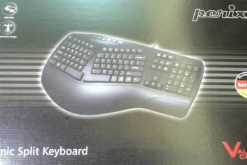 人體工學鍵盤, MS Ergonomic 4000, Sculpt, Penixx 使用心得