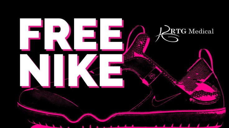 Free Nike With RTG