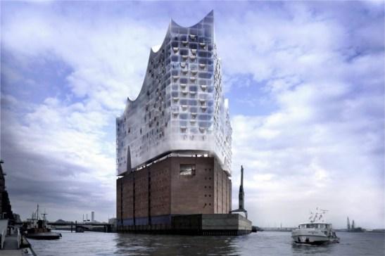 Новата филхармония в Хамбург