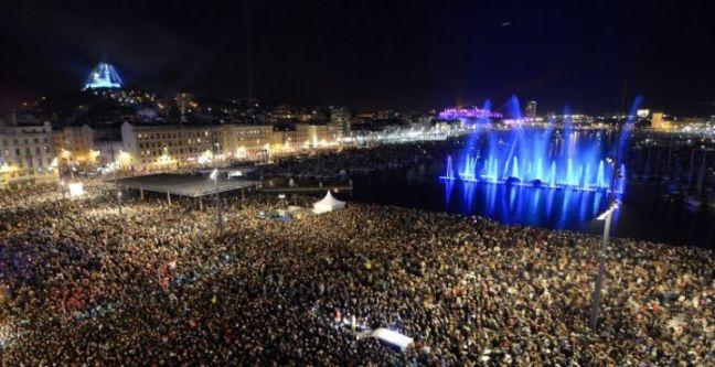 Едно от събитията, организирани в Марсилия, докато е европейска столица на културата