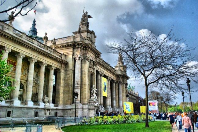 Гран Пале - Париж