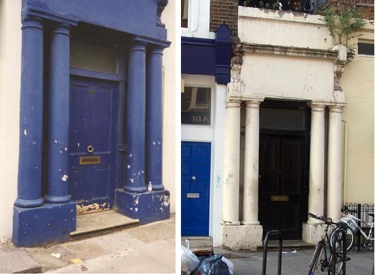 Синята врата