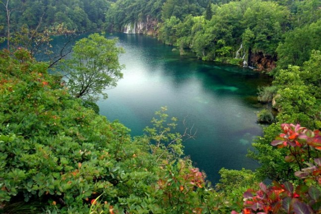 прошчанско езеро