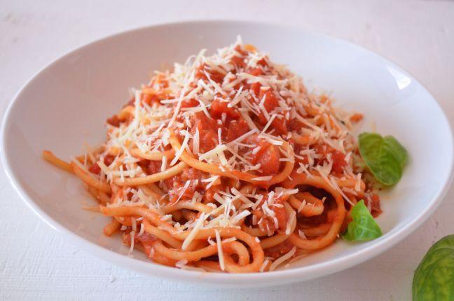 Spaghetti_Amatriciana_Italy