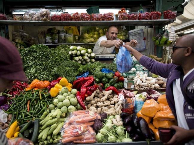 Местен пазар