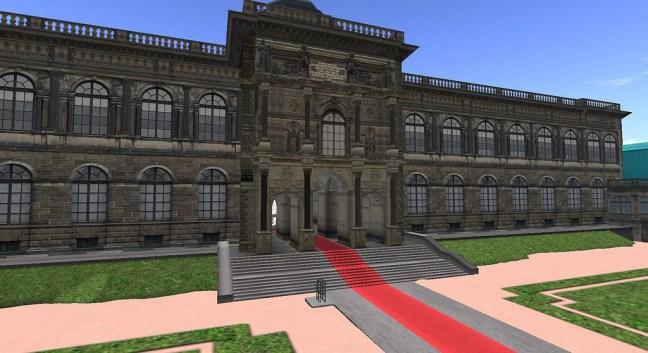 Дрезденската картинна галерия
