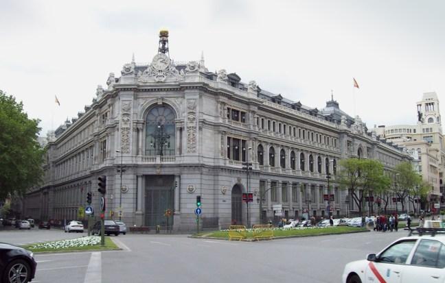 Банка на Испания