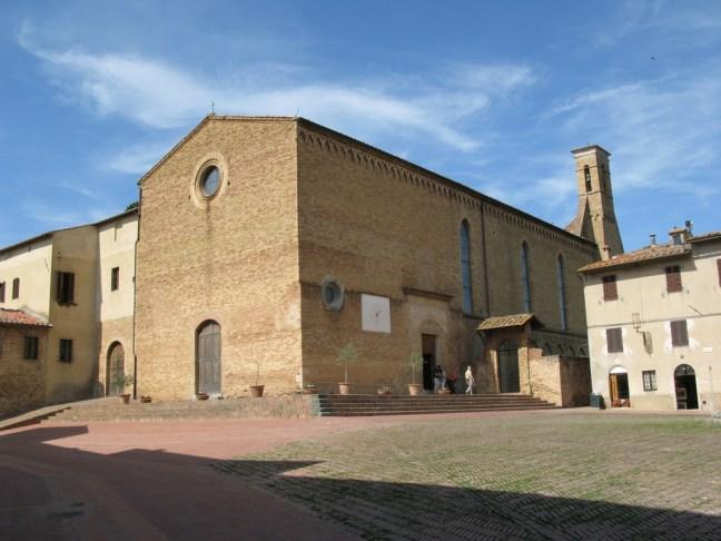 Църква Сан Агостино