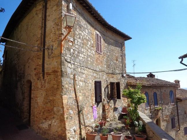 Тосканска архитектура