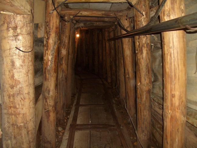 Тунелът от войната