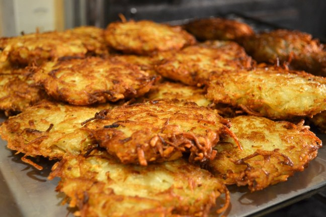 Картофени палачинки (латкас)