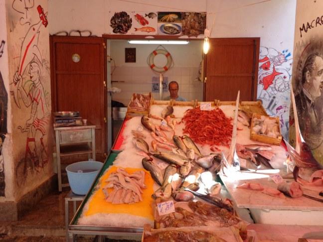 """Палермо, пазар """"Вучирия"""""""