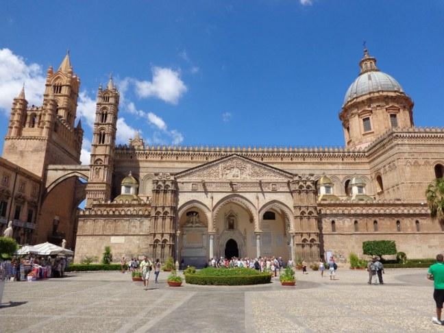 Палермо, Катедралата