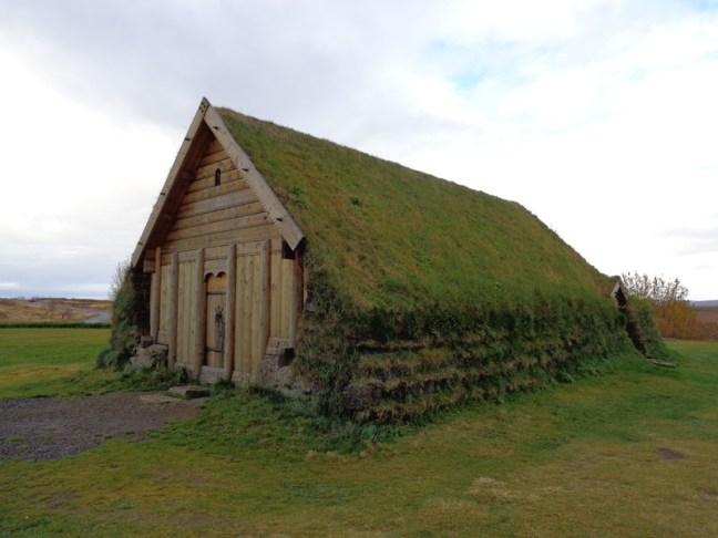 Духовно-образователният център на Исландия Скаулхолт