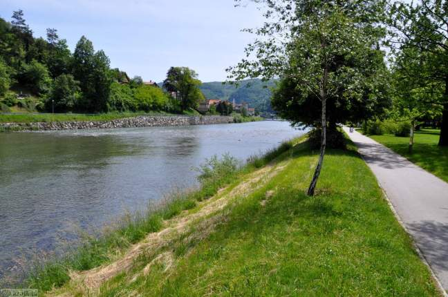 Река Савиня