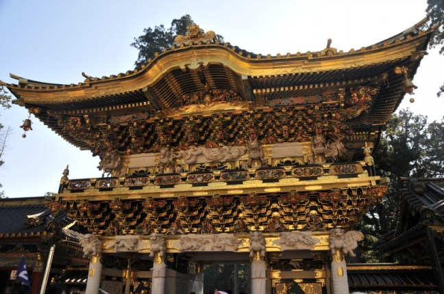 "Град Никко, храмът ""Тошогу"", посветен на шогун Токугава Иеясу"