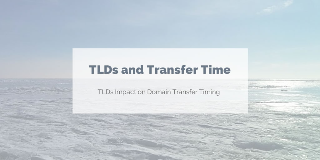 Does TLD make a difference in domain transfers