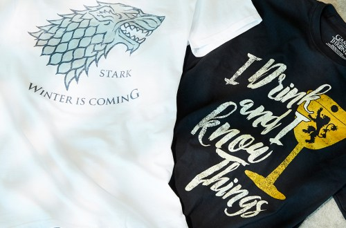 Game of Thrones Tees